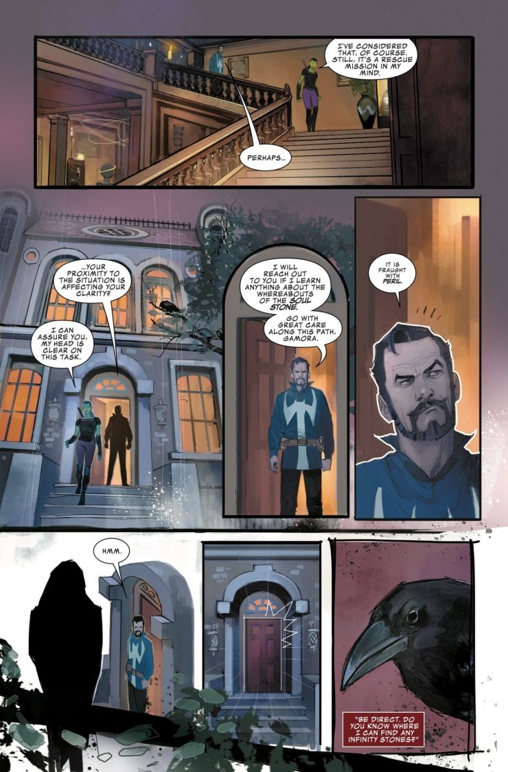 Marvel Preview: All-New Guardians of the Galaxy #12
