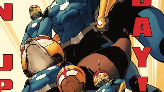 The Guardians join the Nova Corps but it's not all its cracked up to be.