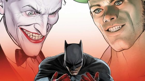 """""""The War of Jokes and Riddles"""" finale that leaves Batman even more human."""