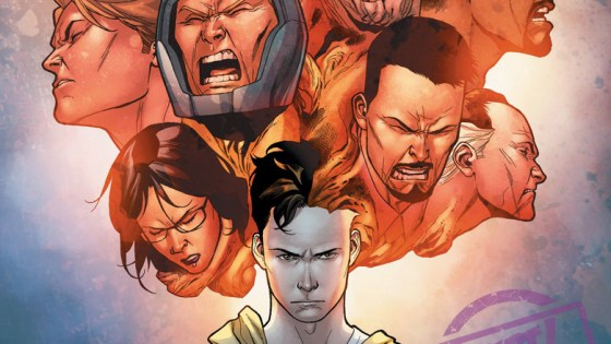 An essential prelude to HARBINGER WARS 2 – the seismic 2018 crossover event at the epicenter of the Valiant Universe!