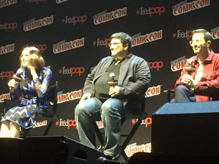 NYCC 2017: 'Once Upon A Time's' showrunner calls new season a 're-quel'