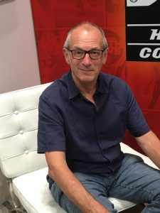 Comics legend Dave Gibbons talks 'The Life and Times of Martha Washington in the Twenty-First Century'