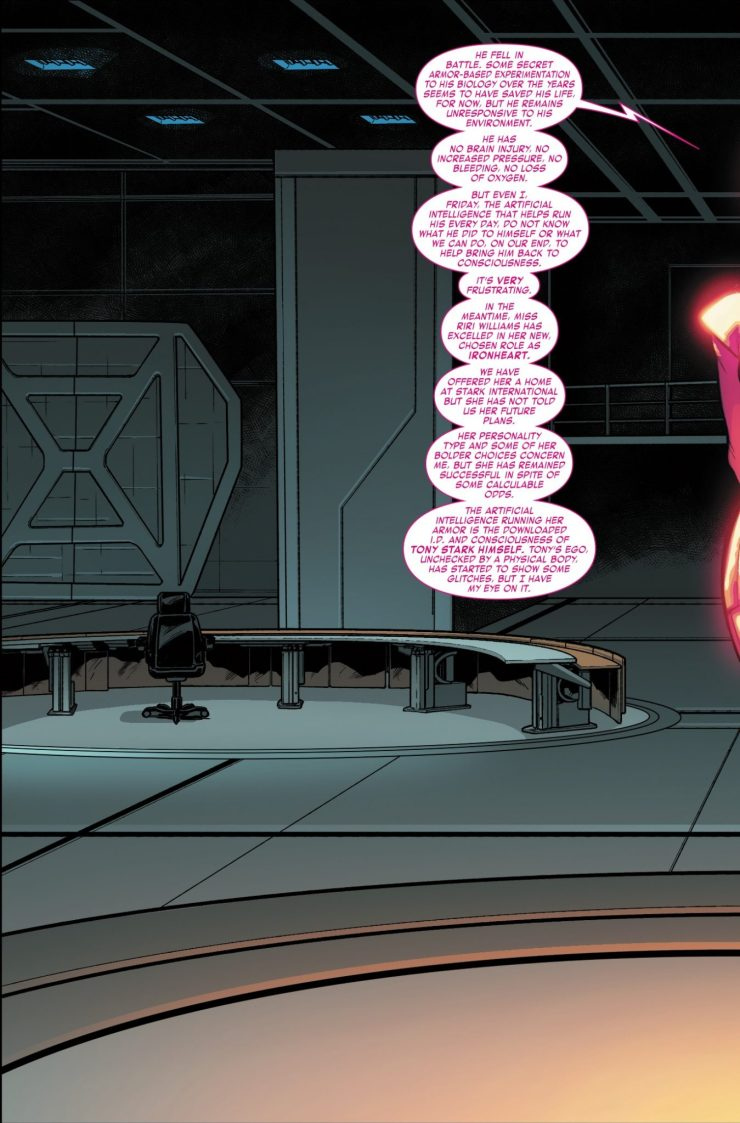Marvel Preview: Invincible Iron Man #593