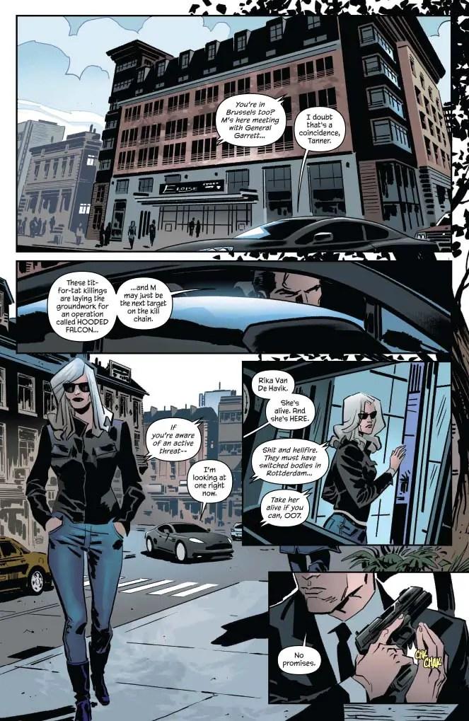 James Bond: Kill Chain #4 Review