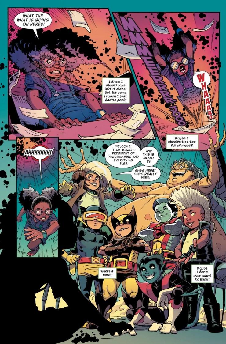 Marvel Preview: Moon Girl and Devil Dinosaur #24