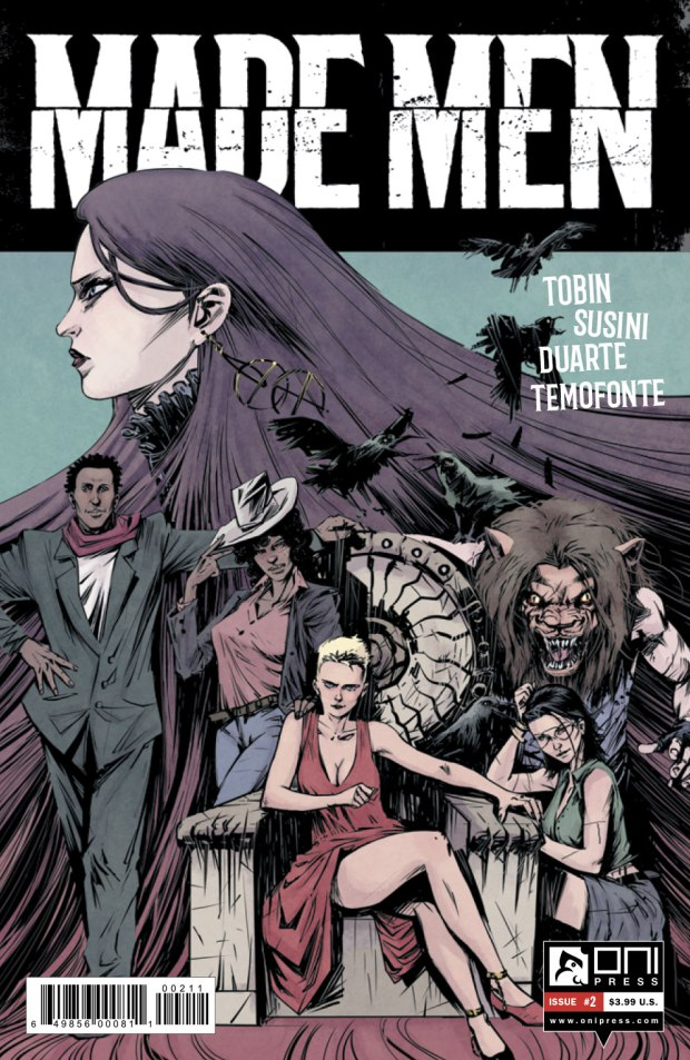Made Men #2 Review