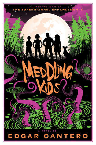 'Meddling Kids' goes beyond parody to deliver a genuinely thrilling story