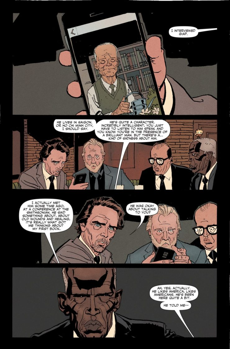 Marvel Preview: Punisher: The Platoon #2