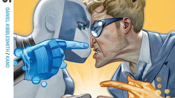 'The Late Show With Stephen Colbert' writer Daniel Kibblesmith talks new 'Quantum and Woody' series