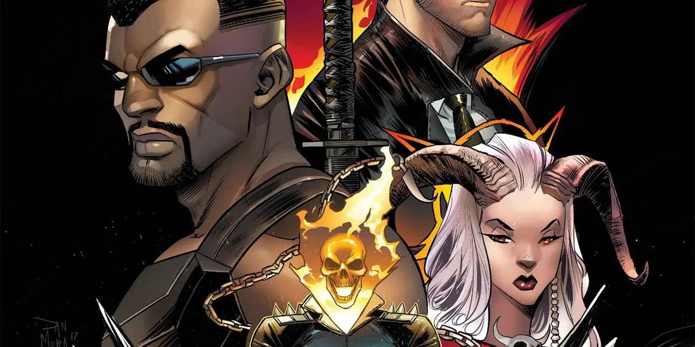 Spirits of Vengeance #1 Review