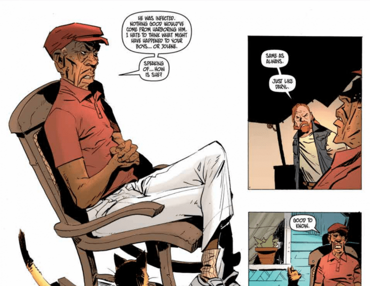 Cannibal #8 Review