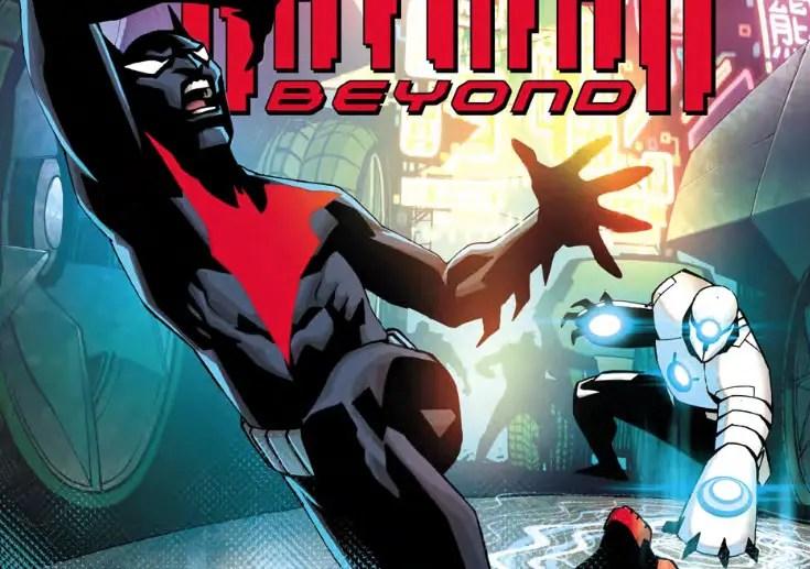 Batman Beyond #13 Review