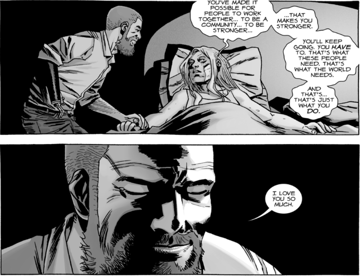 'The Walking Dead Book 14' review: no one is safe... except Rick and Negan