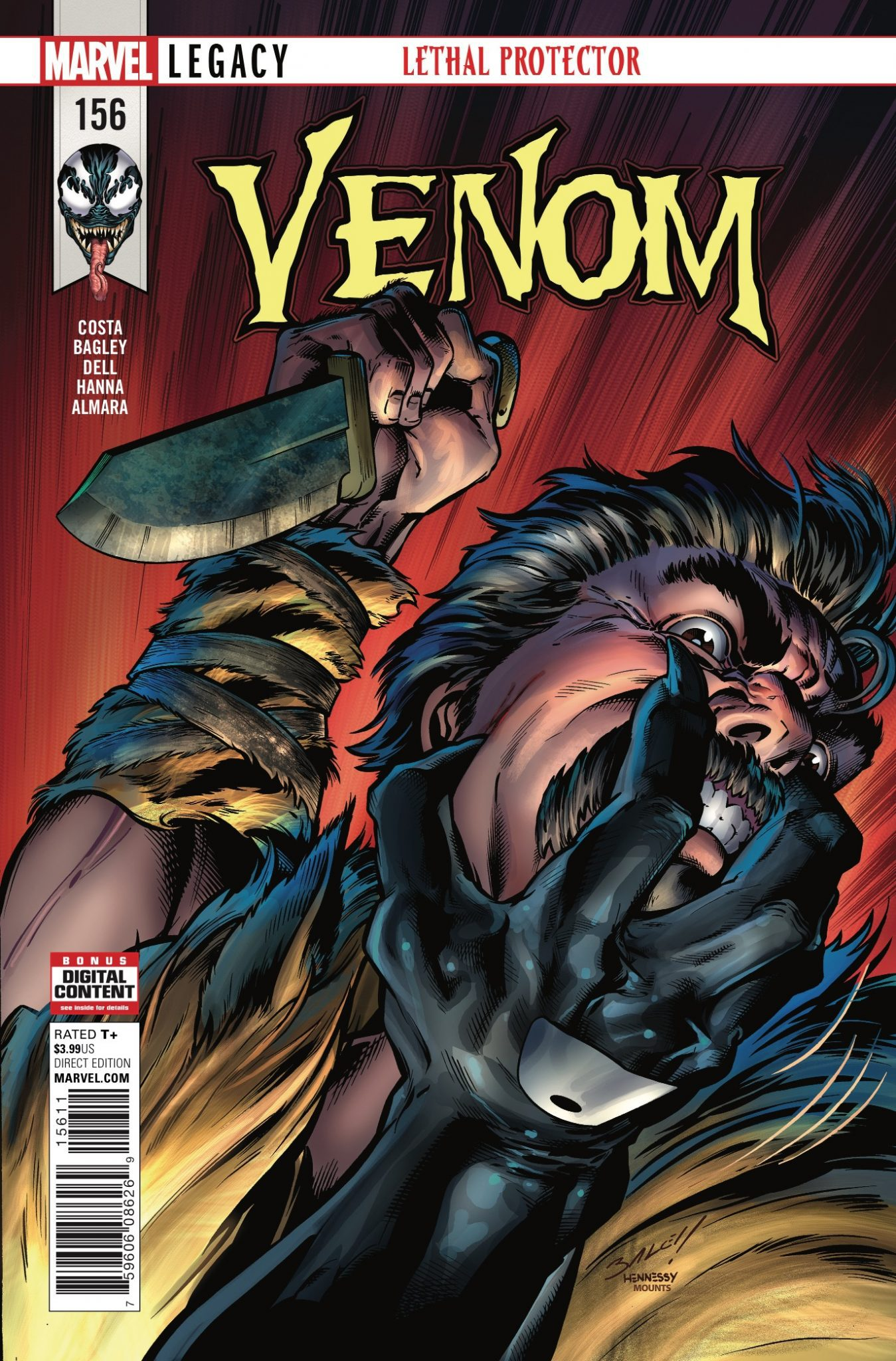 Venom #156 Review