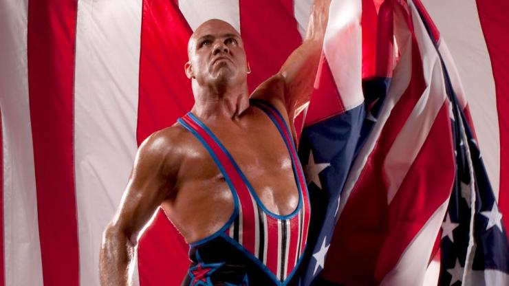 It's damn true: Kurt Angle returns to action to replace Roman Reigns at WWE TLC