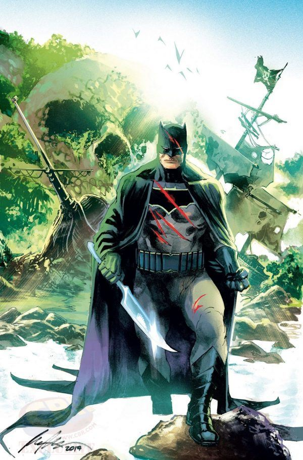 All-Star Batman #14 Review