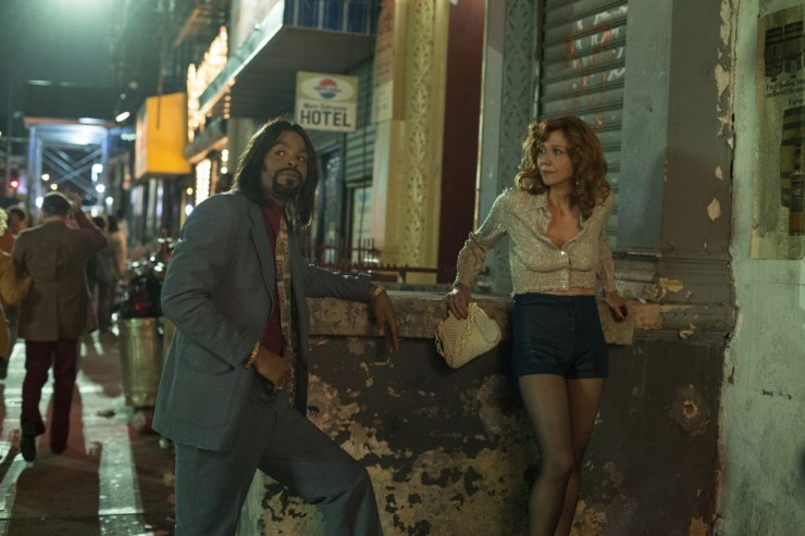 The Deuce Episode 5: Impossible to look away from despite all the awfulness