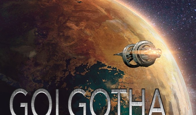 'Golgotha' review: In space, no one can hear you whimper
