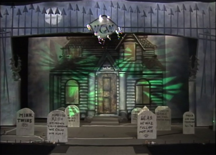 Hate-watching WCW Halloween Havoc 1991's Chamber of Horrors match: One of the best-worst matches of all time