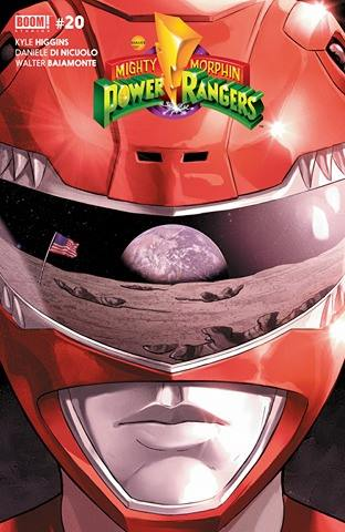 Mighty Morphin Power Rangers #20 Review