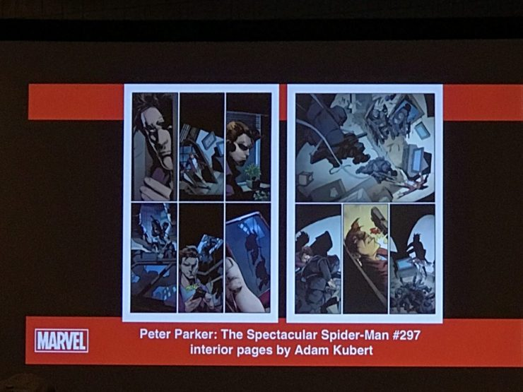 """A new Sinister Six will be unveiled in December, and other notes from the 'Marvel Legacy: Spider-Man and His Amazing Friends"""" panel at NYCC"""