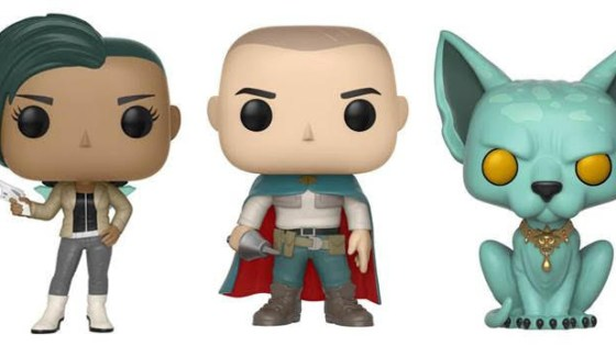 Get ready for 'Saga' themed Funko toys out in February