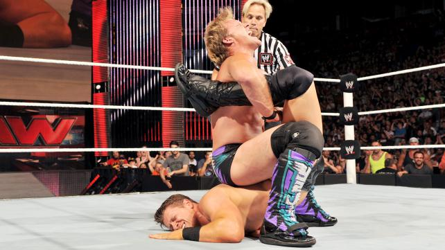 Explain Like I'm Kayfabe Special Edition: What's that move called?