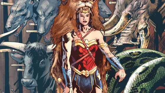 Wonder Woman must find out who is targeting Zeus' children before their sights are set on her!