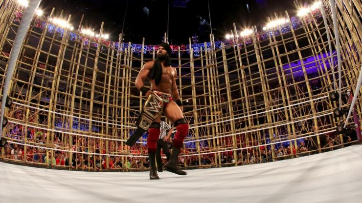 The Jinder Mahal experiment is over for now - and SmackDown Live can finally move on