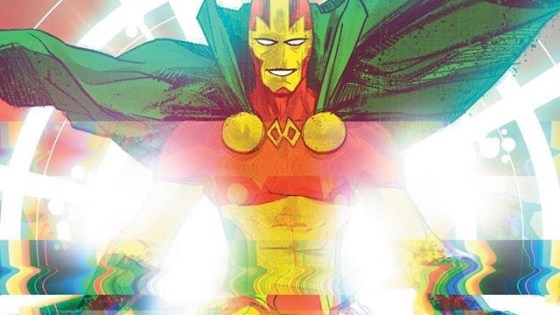 """An interview with """"Mister Miracle"""" artist Mitch Gerads at Rhode Island Comic Con 2017."""