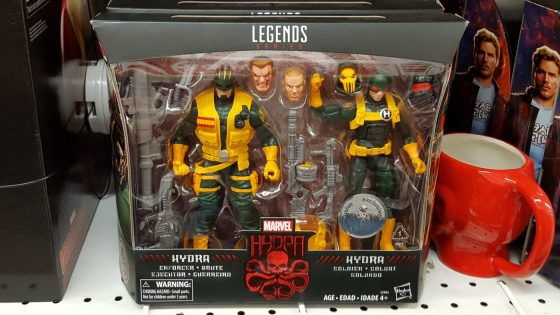"""[VIDEO] The exclusive Toys """"R"""" Us Hydra 2-pack! A review!"""