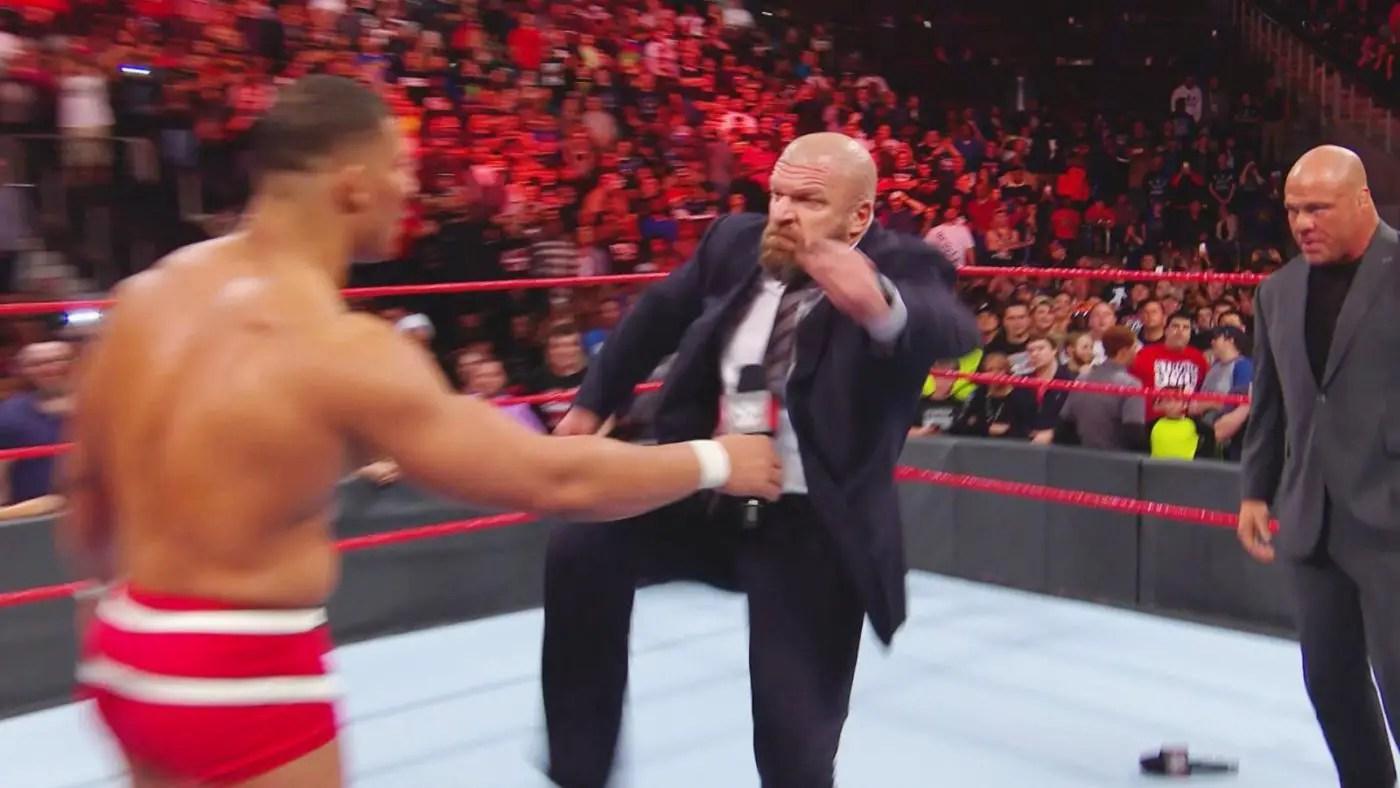 Nov. 13, 2017 WWE Raw recap/review: The Shield reunites (again), Triple H returns
