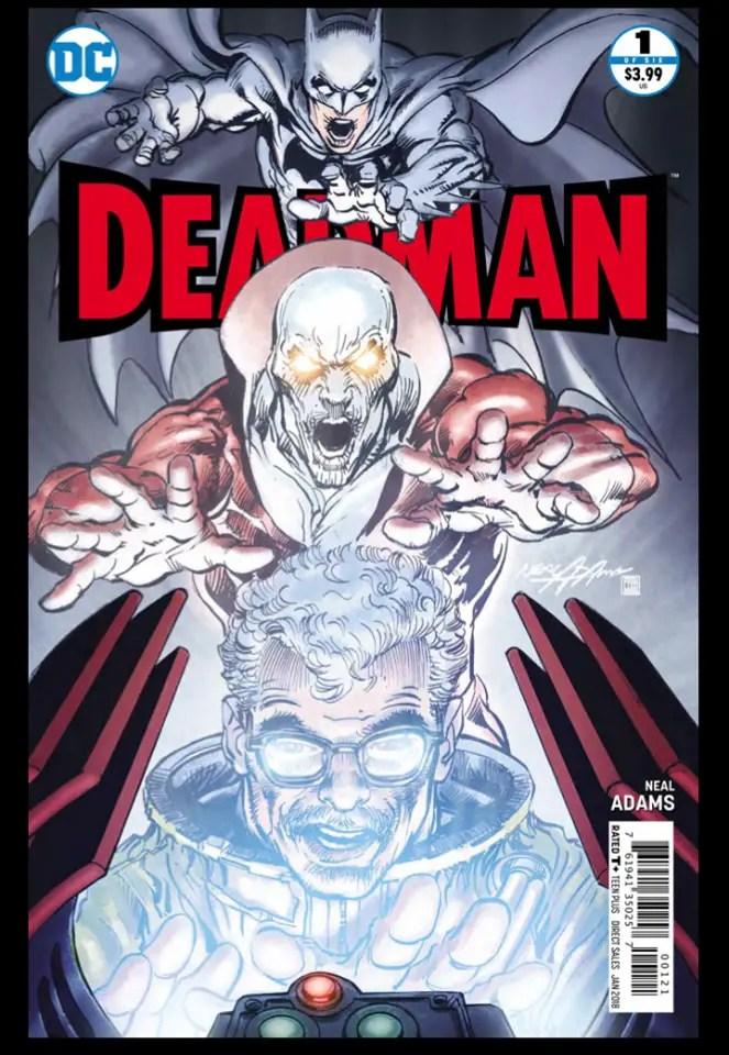Deadman #1 Review