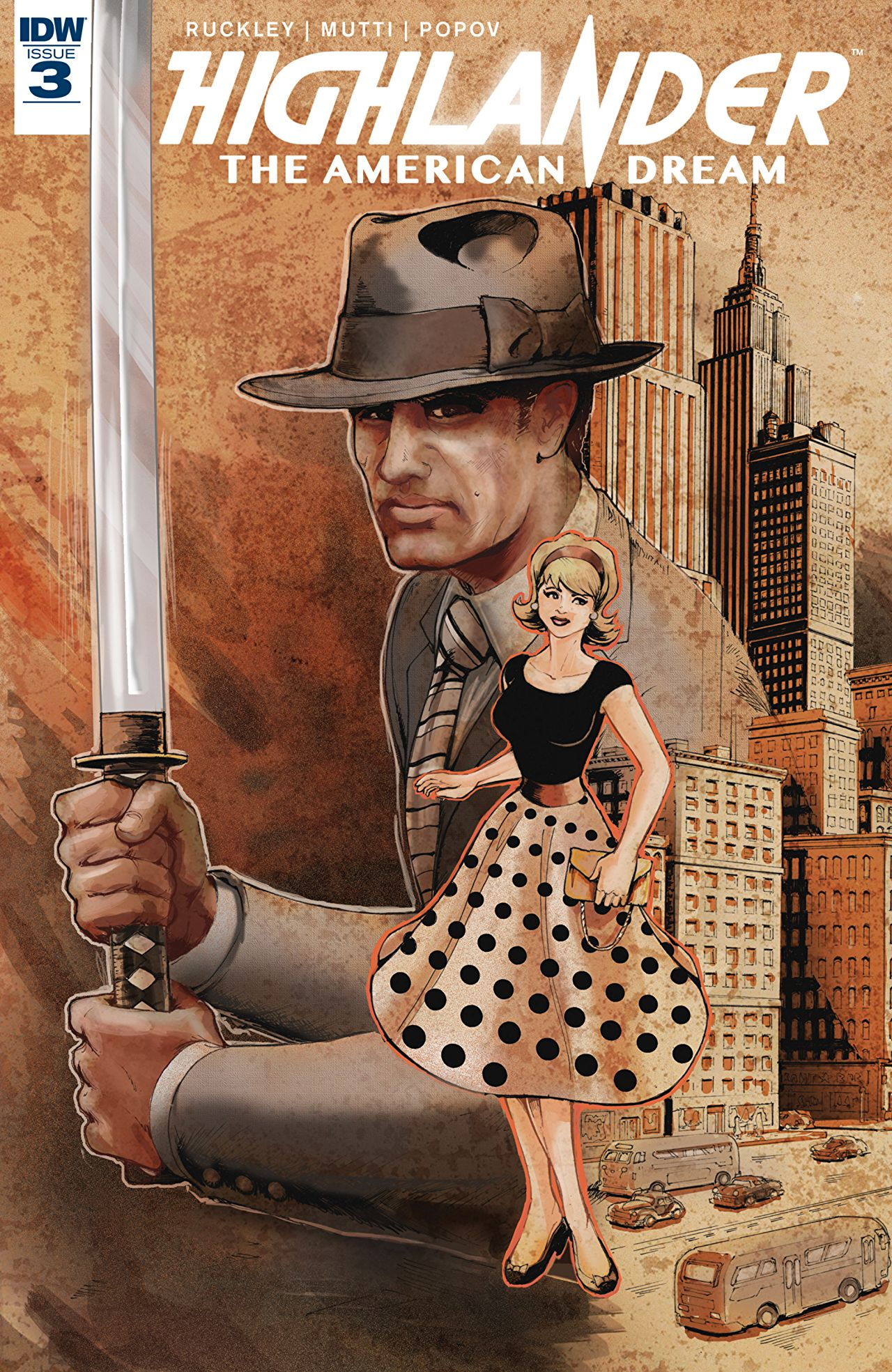 'Highlander: The American Dream' is a faithful companion to the film