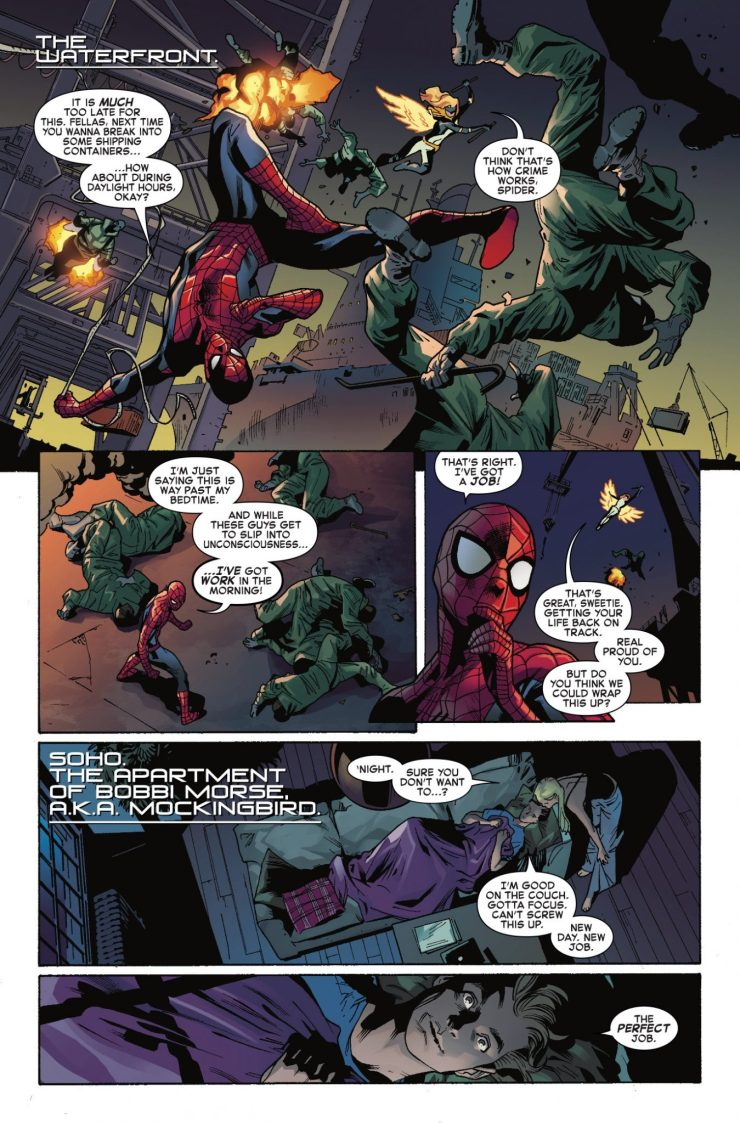 Marvel Preview: Amazing Spider-Man #791