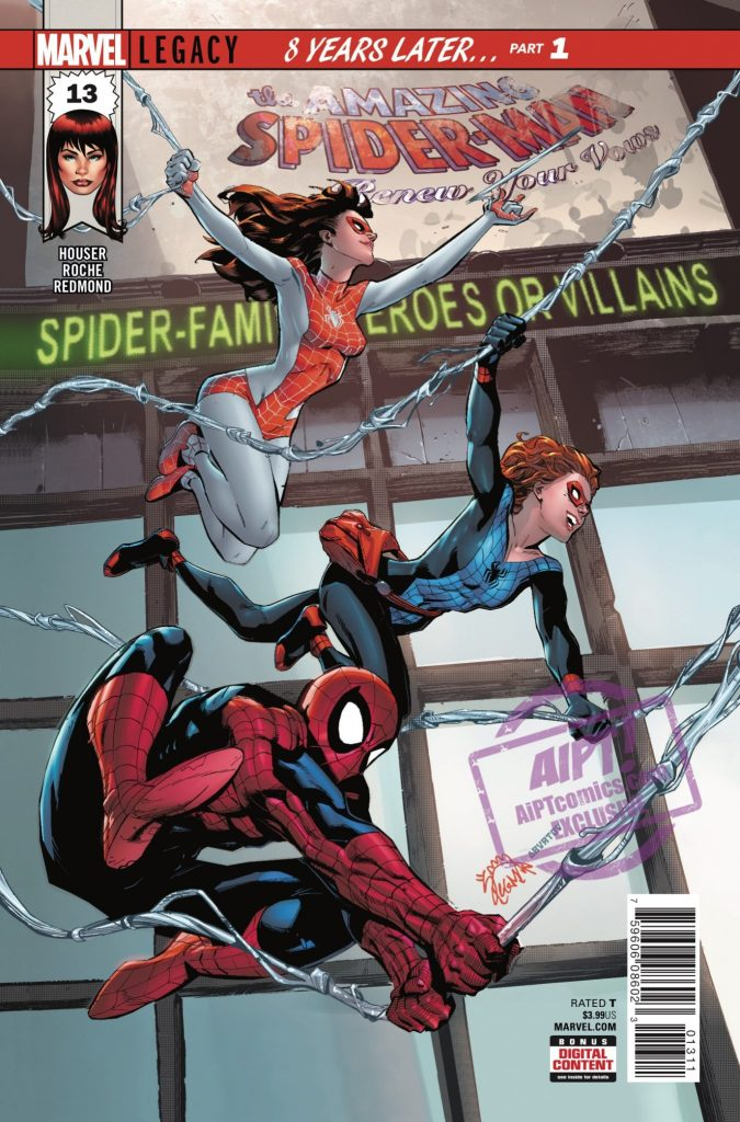 [EXCLUSIVE] Marvel Preview: Amazing Spider-Man: Renew Your Vows #13