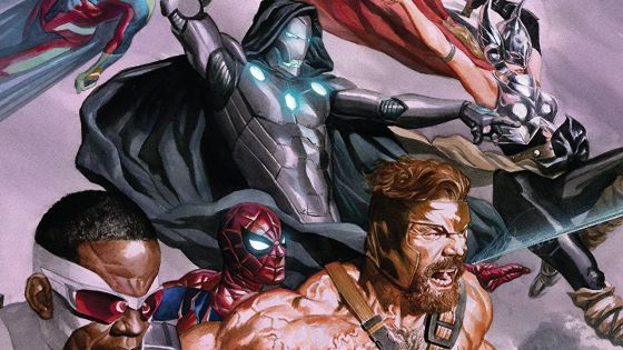 'Avengers: Unleashed Vol. 2: Secret Empire' is a remarkably pretty, yet fractured compilation