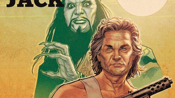 Big Trouble in Little China: Old Man Jack #3 Review
