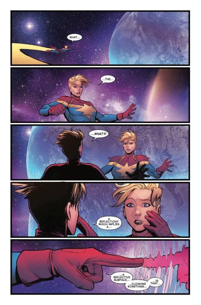 Marvel Preview: Captain Marvel #126