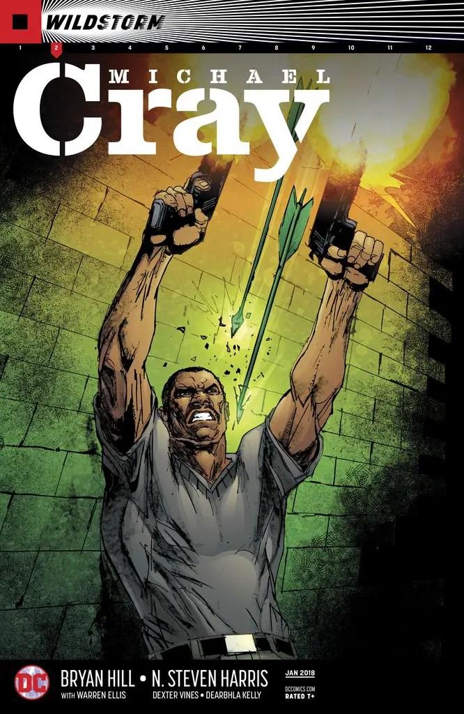 Michael Cray #2