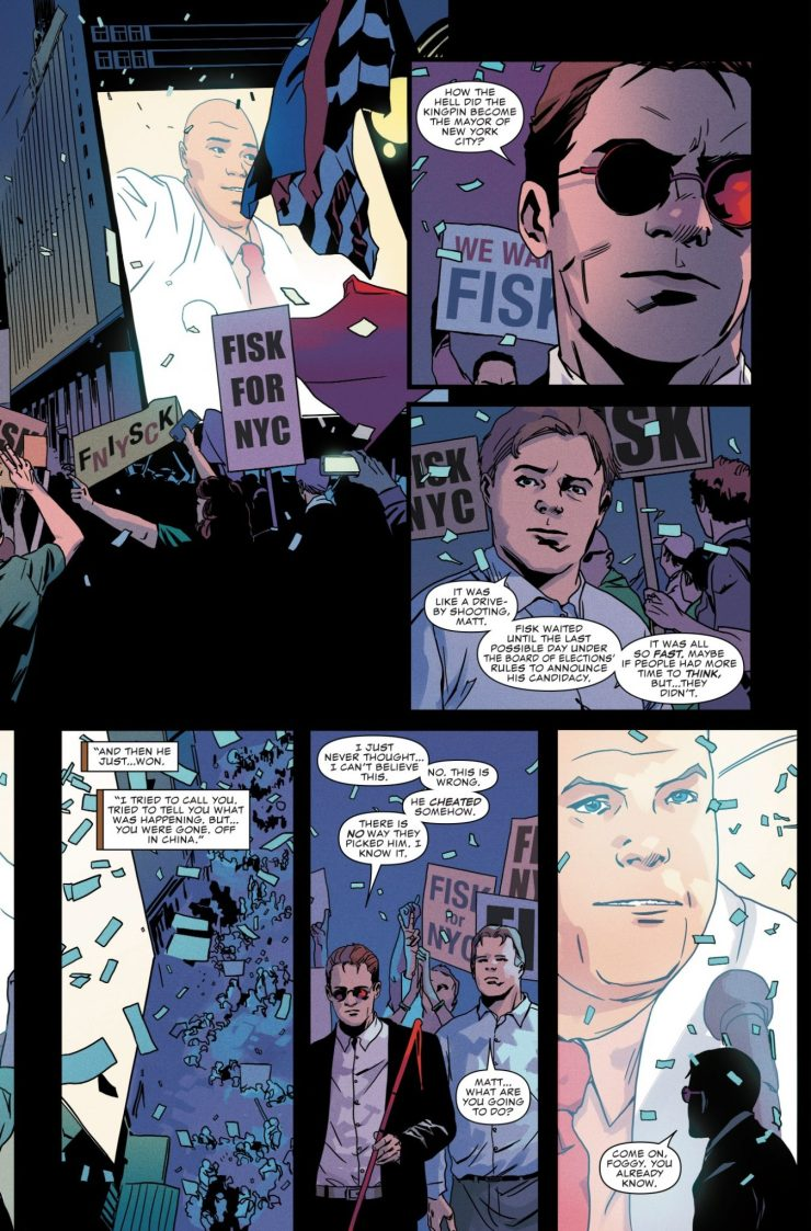 Marvel Preview: Daredevil #595