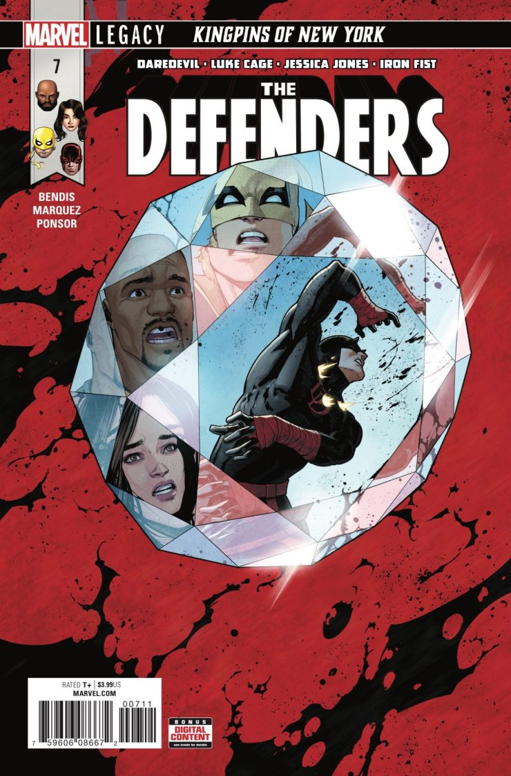 Marvel Preview: The Defenders #7