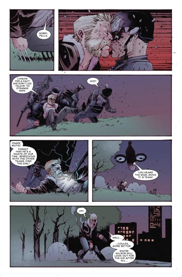Marvel Preview: Deadpool vs. Old Man Logan #2
