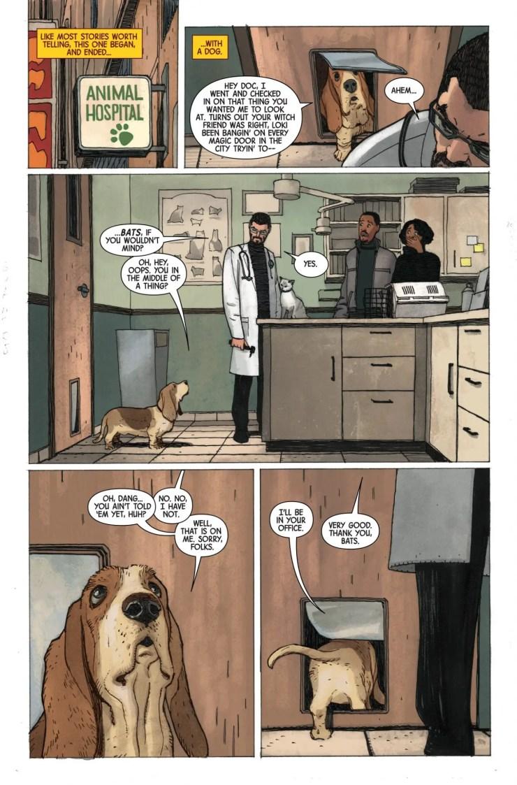 Marvel Preview: Doctor Strange #382