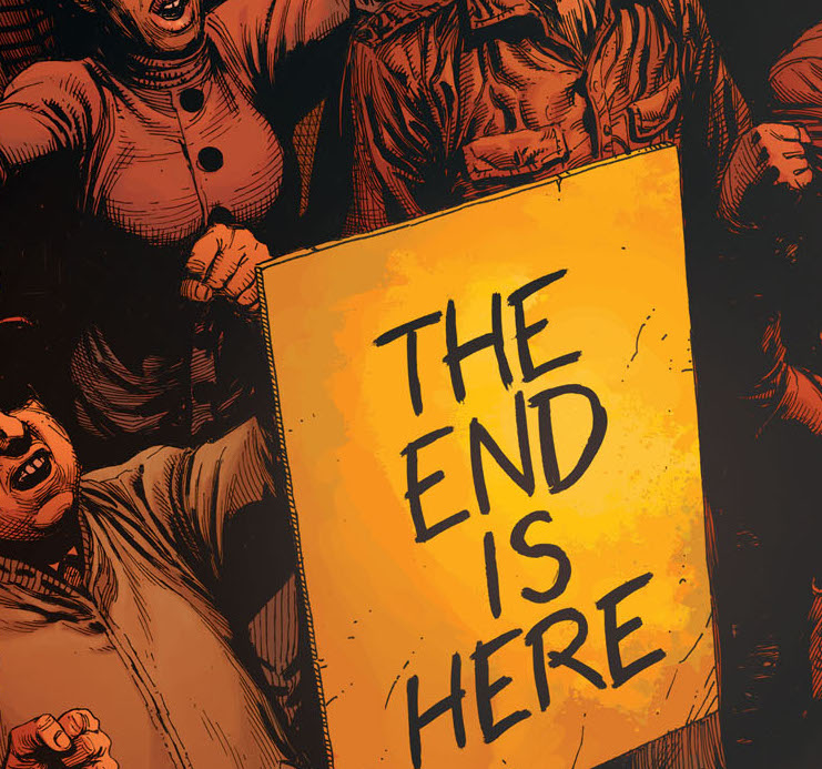 Doomsday Clock #1 review: Watchmen's sequel is finally here