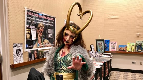 Some of the great cosplay on display at Rhode Island Comic Con 2017.