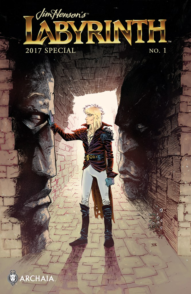 Jim Henson's Labyrinth 2017 Special #1 Review