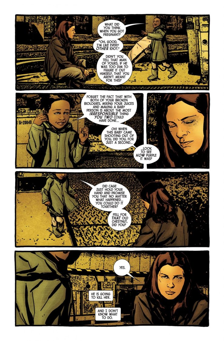 Marvel Preview: Jessica Jones #14