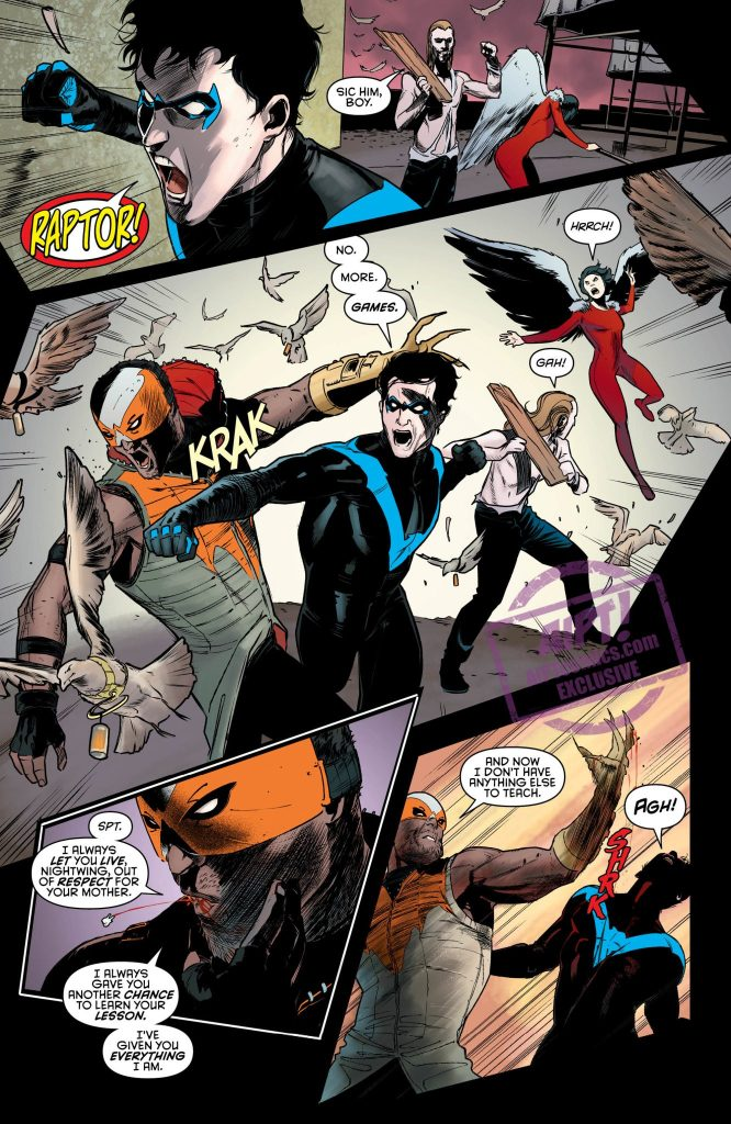 [EXCLUSIVE] DC Preview: Nightwing #34