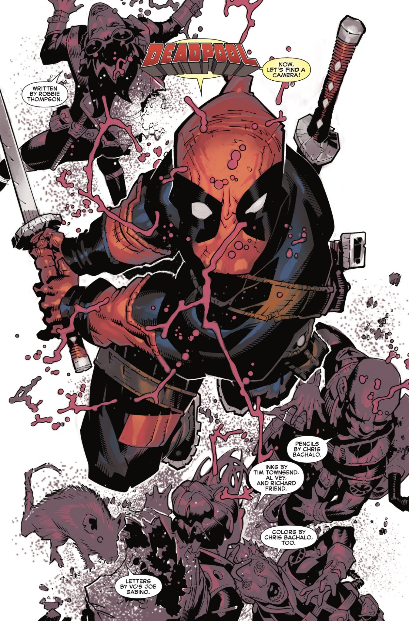 Spider-Man/Deadpool #23 Review